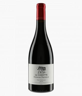 Wine Cotes Catalanes Le Cazotte - PAETZOLD