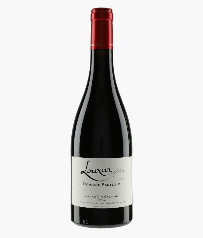 Wine Cotes Catalanes Louxar - PAETZOLD