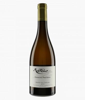 Wine Cotes Catalanes Mastrio Blanc - PAETZOLD