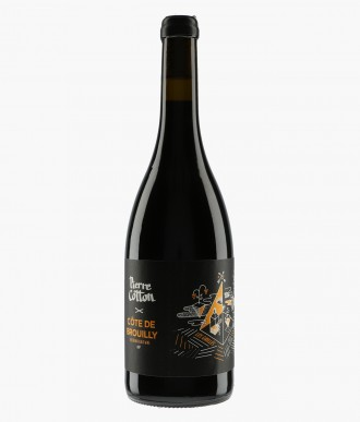 Wine Côte de Brouilly Les Grillés - COTTON PIERRE