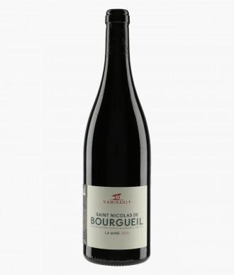 Wine Saint Nicolas de Bourgueil La Mine - AMIRAULT YANNICK