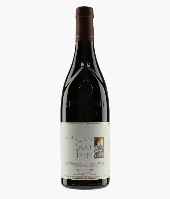 Wine Châteauneuf-du-Pape - CLOS SAINT JEAN