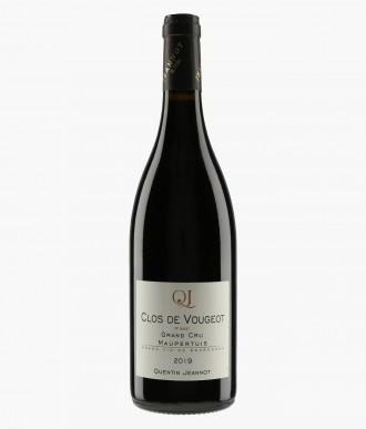 Wine Clos-de-Vougeot Grand Cru - JEANNOT