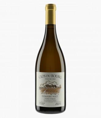 Wine Vouvray Le Clos du Bourg Demi-Sec - HUET