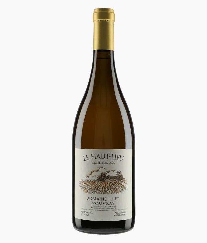 Wine Vouvray Le Haut Lieu Moelleux - HUET