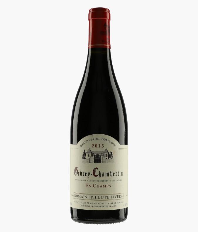 Wine Gevrey-Chambertin En Champs - LIVERA PHILIPPE - DOMAINE DES TILLEULS