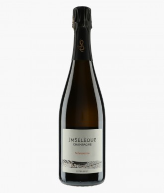 Wine Champagne Extra-Brut Solessence - SELEQUE JEAN MARC