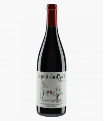 Wine Petit Vin d'Avril - CLOS DES PAPES - PAUL AVRIL
