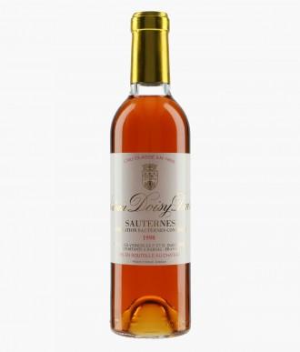 Wine Château Doisy-Daëne - CHÂTEAU DOISY-DAËNE