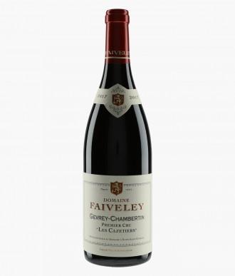 Wine Gevrey-Chambertin 1er Cru Les Cazetiers - FAIVELEY