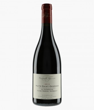 Wine Nuits-Saint-Georges La Charmotte Cuvée Marcel Gerbeaut - FEUILLET FRANCOIS