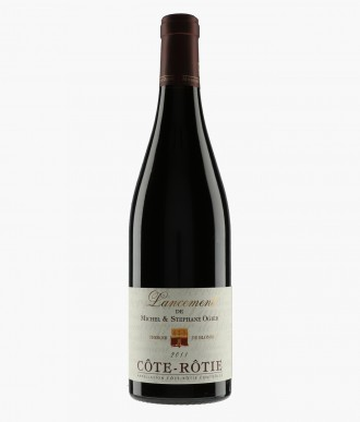 Wine Cote-Rotie Lancement - OGIER MICHEL & STEPHANE