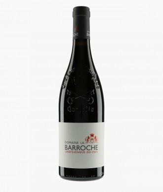 Wine Chateauneuf-du-Pape Signature - Julien Barrot - LA BARROCHE