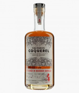 Calvados Coquerel 4 ans - Fut EAUX DE VIE