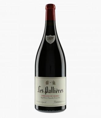 Wine Gigondas Les Terrasses du Diable - DOMAINE DES PALLIERES