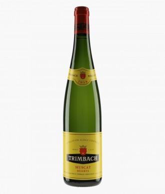 Wine Muscat Réserve - TRIMBACH