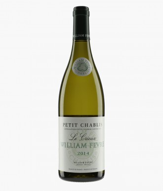 Wine Petit Chablis Le Crioux - FEVRE WILLIAM