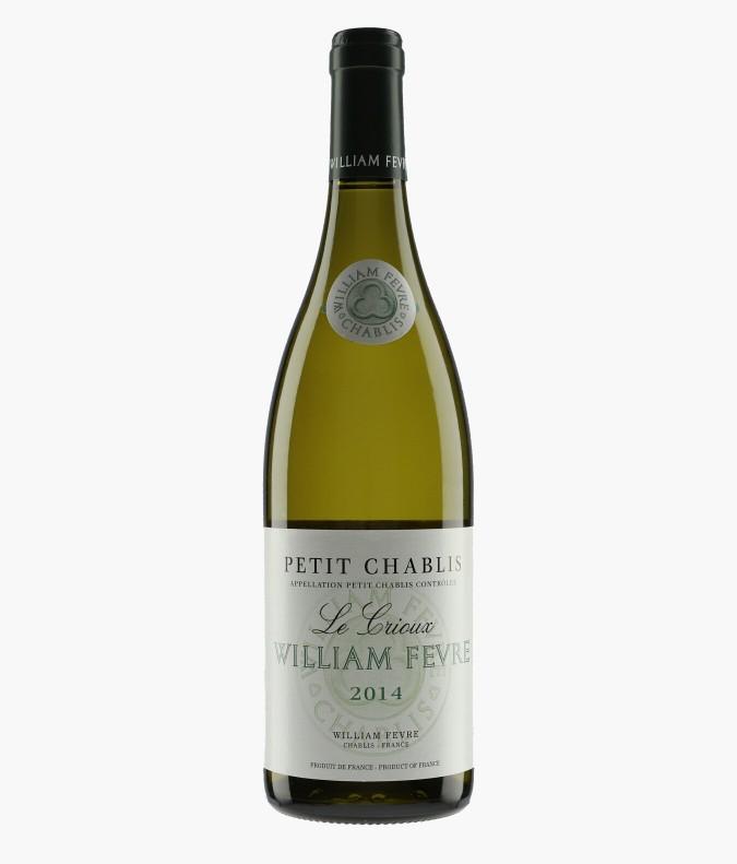Wine Petit Chablis Le Crioux - FEVRE WILLIAM