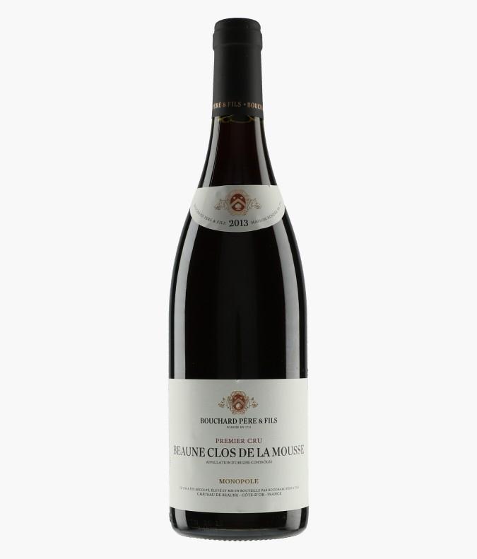 Wine Beaune 1er Cru Clos de la Mousse - BOUCHARD PERE & FILS