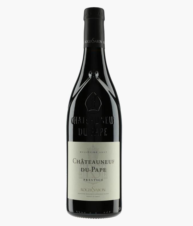 Wine Chateauneuf-du-Pape Cuvee Prestige - SABON ROGER