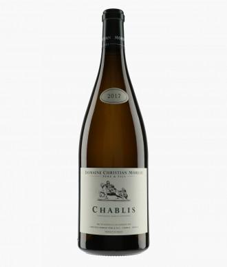 Wine Chablis - MOREAU CHRISTIAN