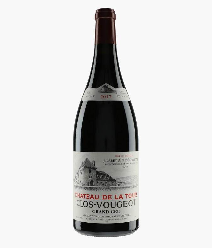 Clos-de-Vougeot Grand Cru - CHATEAU DE LA TOUR