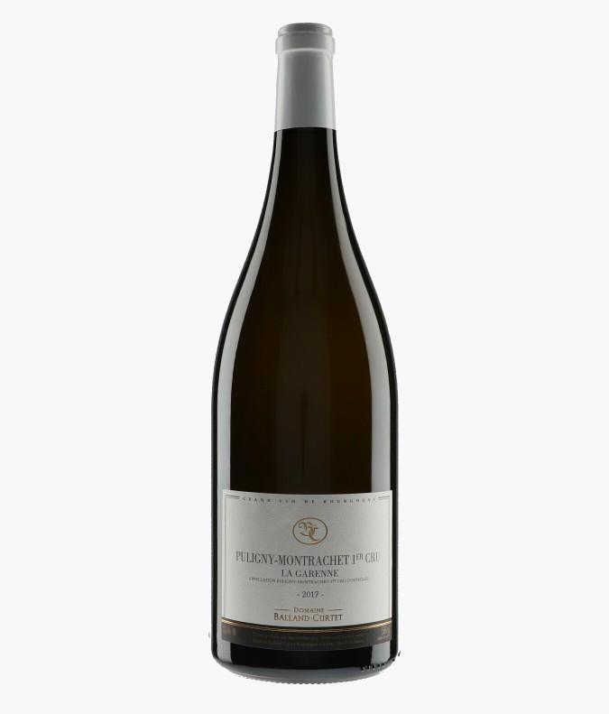 Wine Puligny-Montrachet 1er Cru La Garenne - BALLAND-CURTET