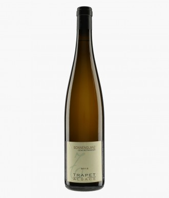 Wine Gewurztraminer Sonnenglanz Grand Cru - TRAPET ALSACE