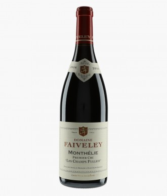 Wine Monthelie 1er Cru Champs Fulliot - FAIVELEY
