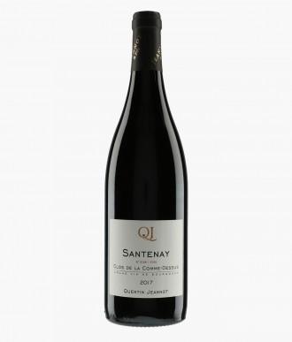 Wine Santenay 1er Cru Clos de La Comme-Dessus - JEANNOT
