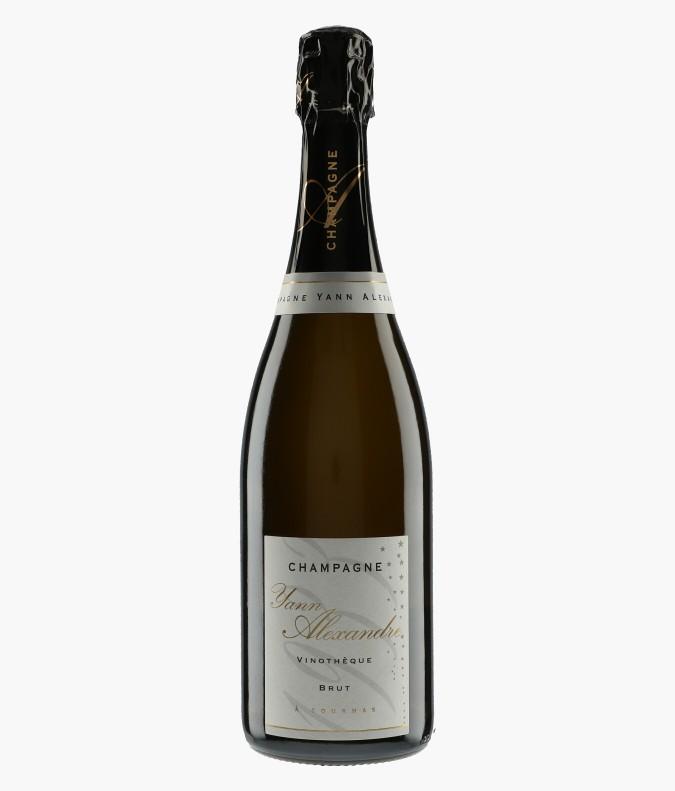 Champagne La Vinotheque - YANN ALEXANDRE