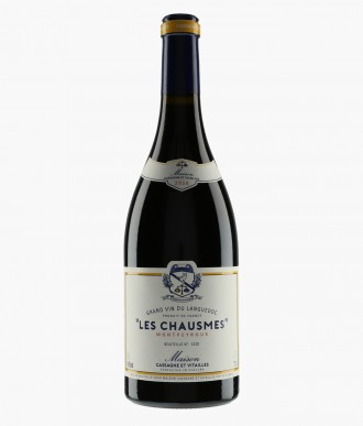 Wine Les Chausmes - Montpeyroux - CASSAGNE & VITAILLES