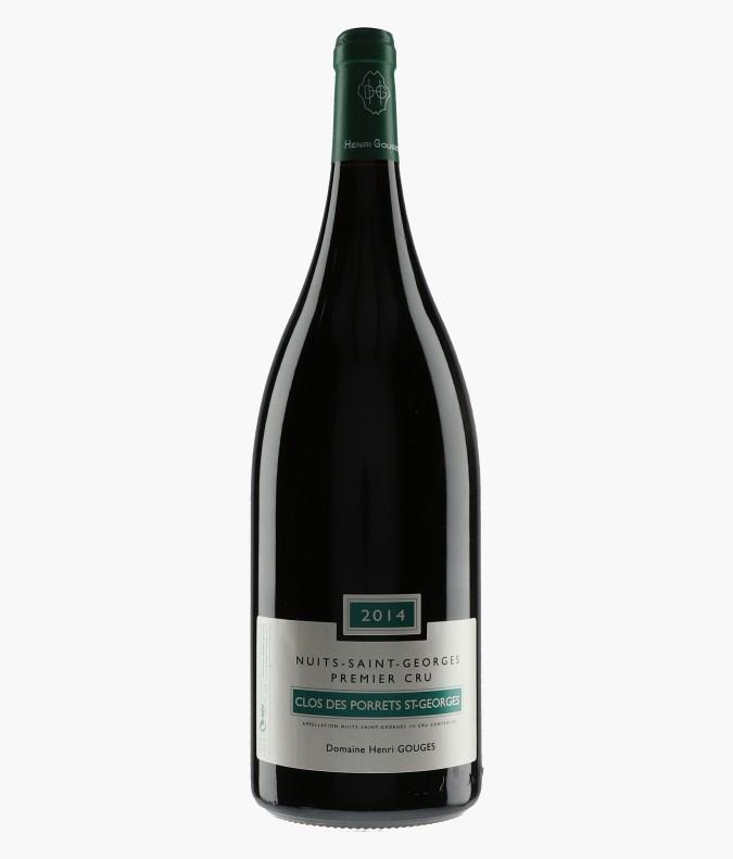 Wine Nuits-Saint-Georges 1er Cru Clos des Porrets St Georges Cuvee Hors d'Age - GOUGES HENRI