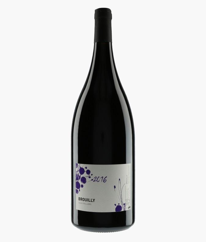 Wine Brouilly - FOILLARD ALEX