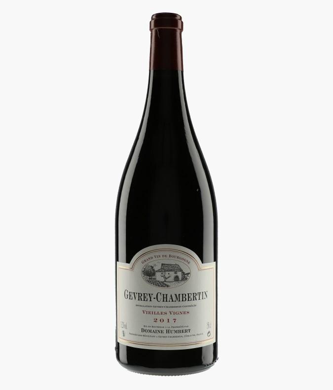 Wine Gevrey-Chambertin Vieilles Vignes - HUMBERT FRERES