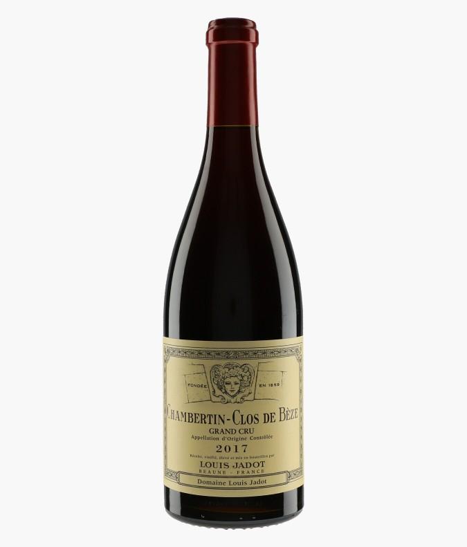 Wine Chambertin Clos-de-Bèze Grand Cru - JADOT LOUIS