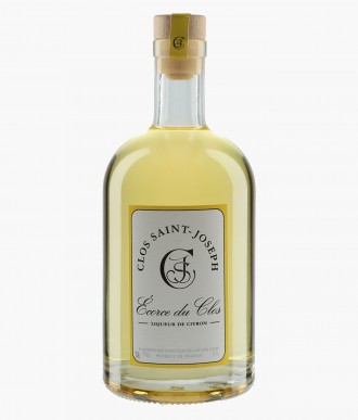 Wine Ecorce du Clos - Liqueur de Citron - CLOS SAINT JOSEPH
