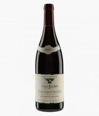 Wine Nuits-Saint-Georges Aux Saints Juliens - JULIEN GERARD