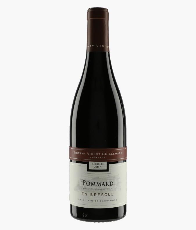 Wine Pommard en Brescul - VIOLOT-GUILLEMARD