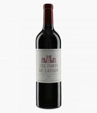 Wine Les Forts de Latour - CHÂTEAU LATOUR