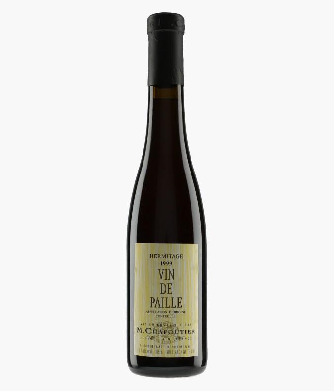 Wine Hermitage Vin De Paille - CHAPOUTIER
