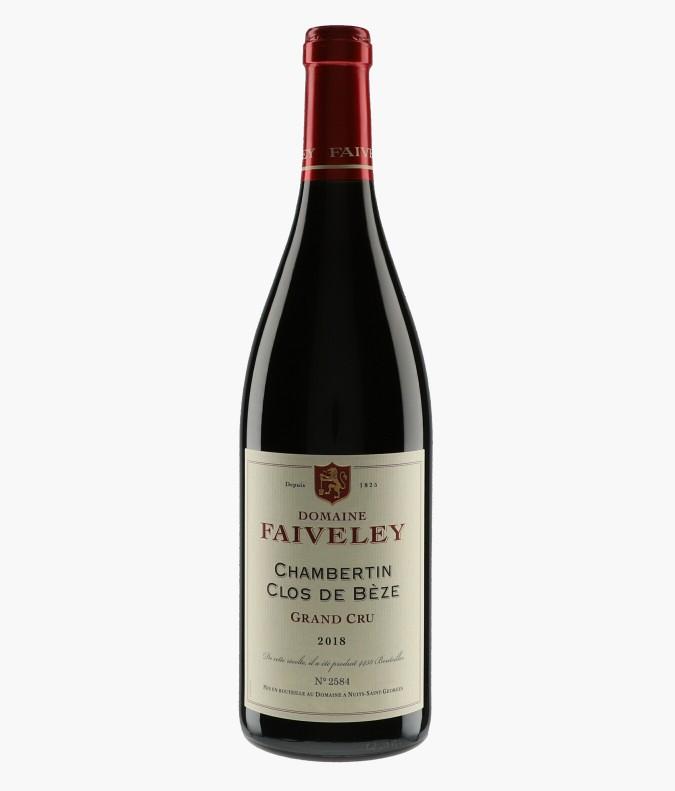 Wine Chambertin Clos-de-Bèze Grand Cru - FAIVELEY