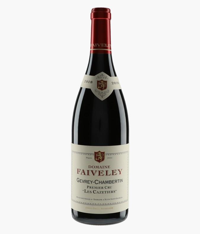 Gevrey-Chambertin 1er Cru Les Cazetiers - FAIVELEY