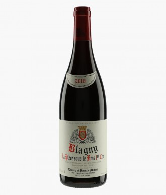 Wine Blagny 1er Cru La Pièce sous le Bois - MATROT THIERRY & PASCAL
