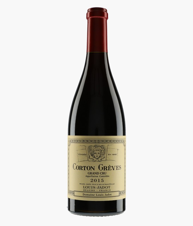 Wine Corton Grand Cru Les Grèves - JADOT LOUIS
