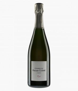 Wine Champagne Brut Rose - GODME & FILS