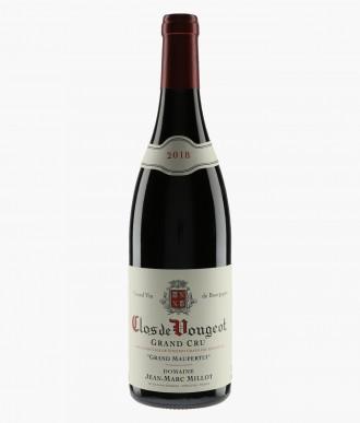 Wine Clos-de-Vougeot Grand Cru - MILLOT JEAN-MARC