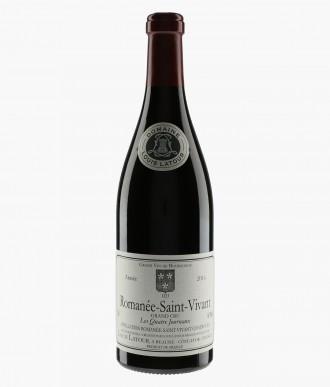 Wine Romanée-Saint-Vivant Grand Cru Les Quatres Journaux - LATOUR LOUIS