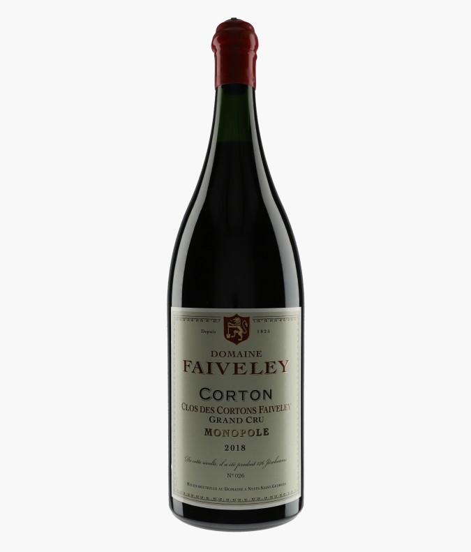 Wine Corton Grand Cru Clos des Cortons MONOPOLE - FAIVELEY