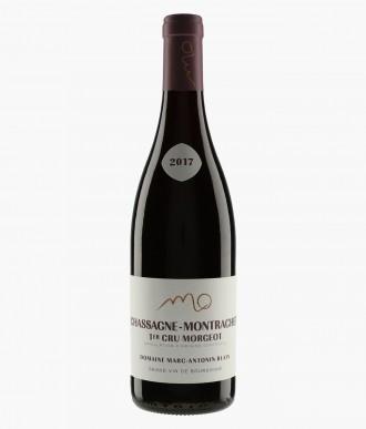 Wine Chassagne-Montrachet 1er Cru Morgeots - BLAIN MARC-ANTONIN